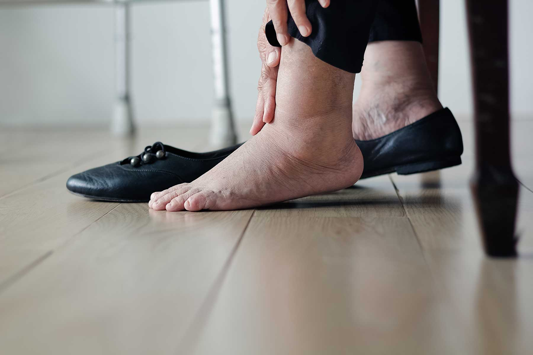 Diabetic Foot Care at the Farnham Foot Clinic