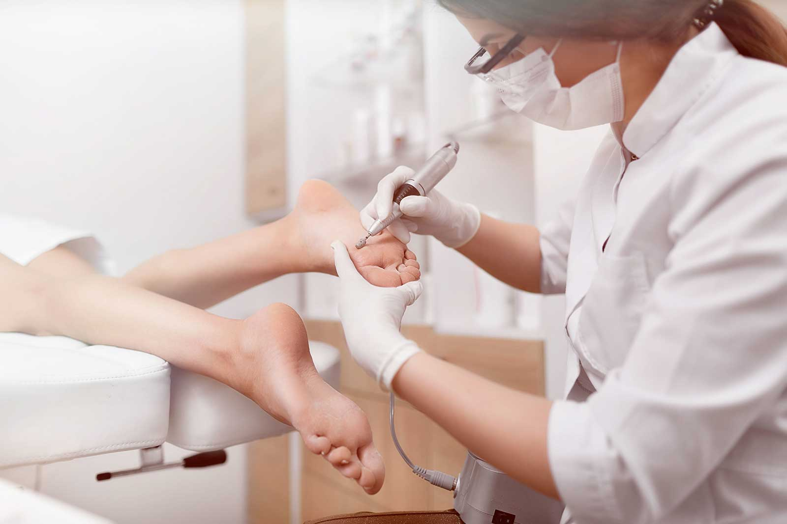 Foot Care and podiatry in Farnham Surrey