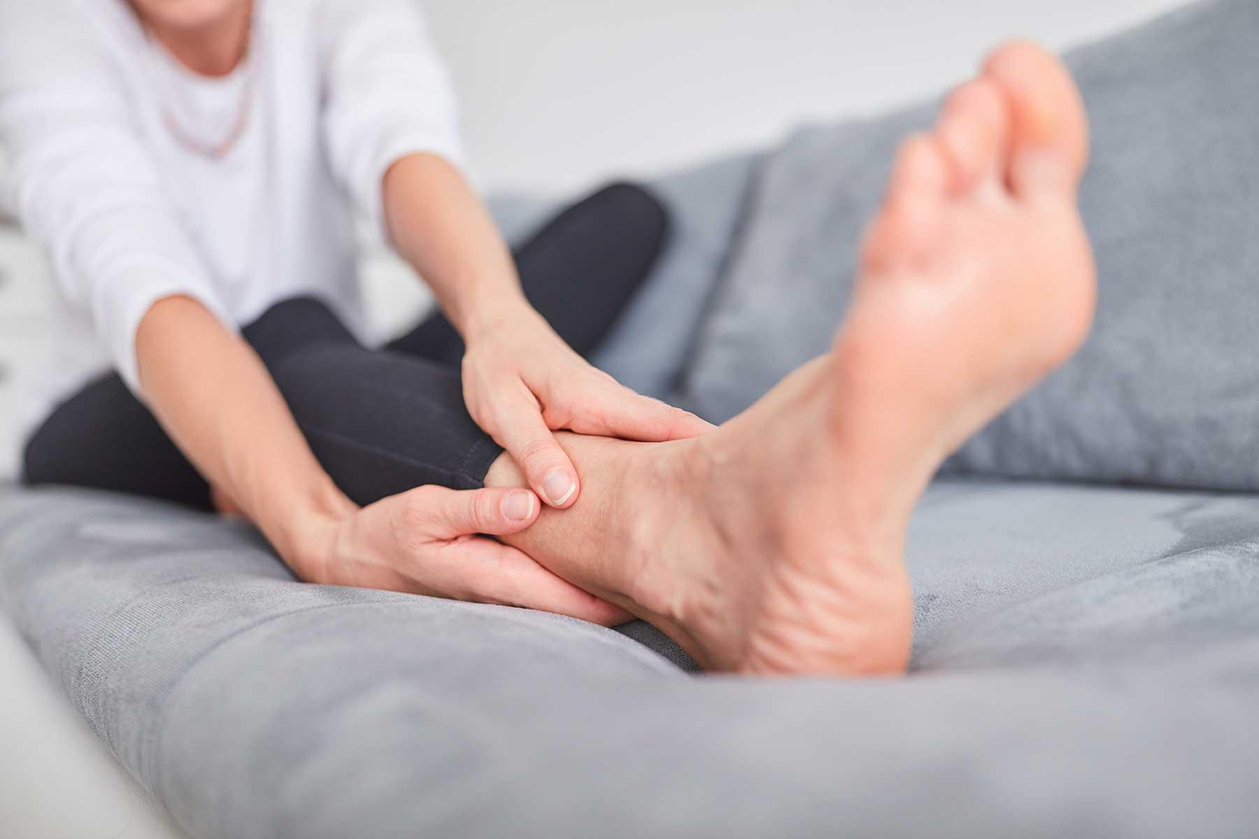 Musculoskeletal foot problems Farnham Foot Clinic