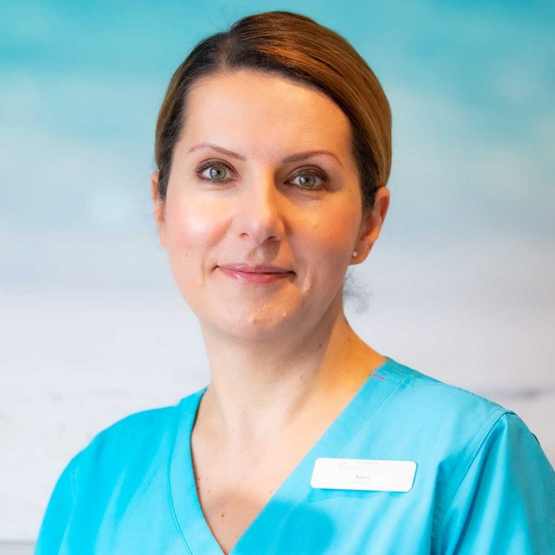 Anna Cooper Hall Medical Director and Podiatrist