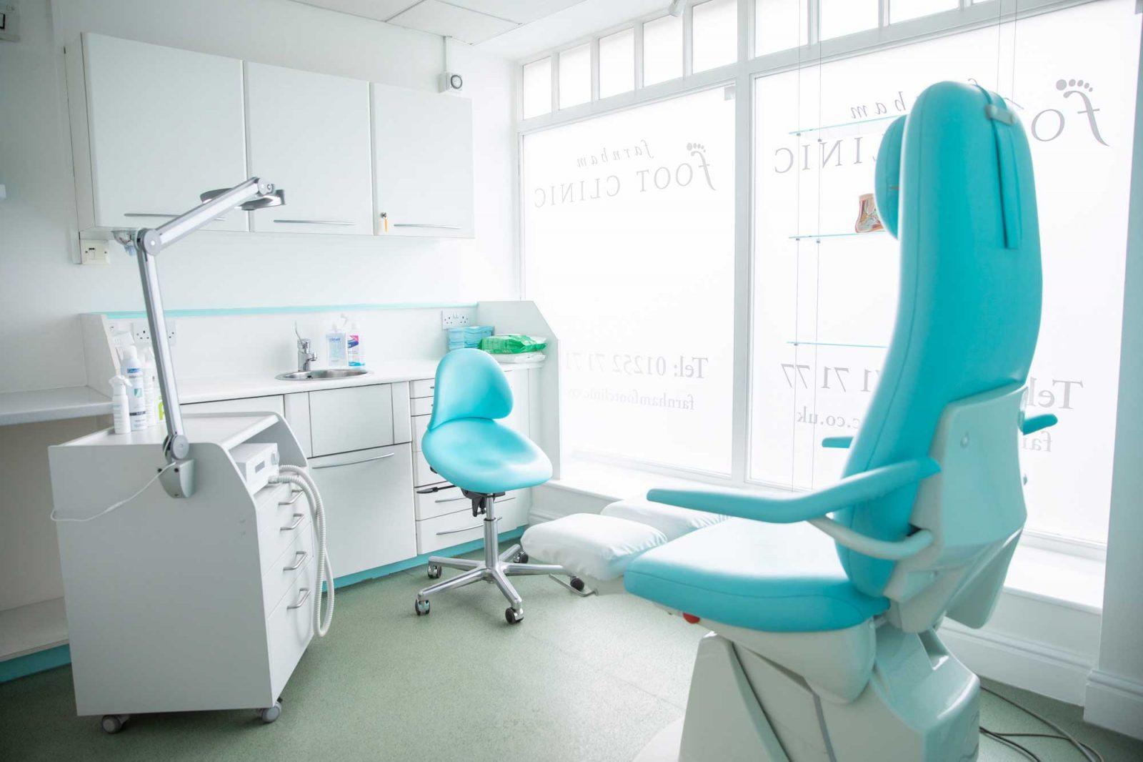 About Farnham Foot Clinic