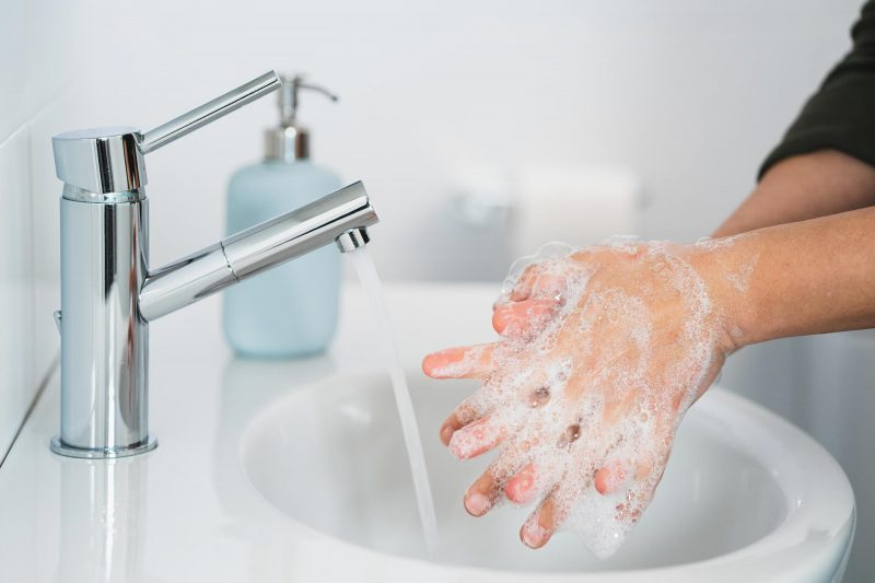 Why is hand washing necessary?